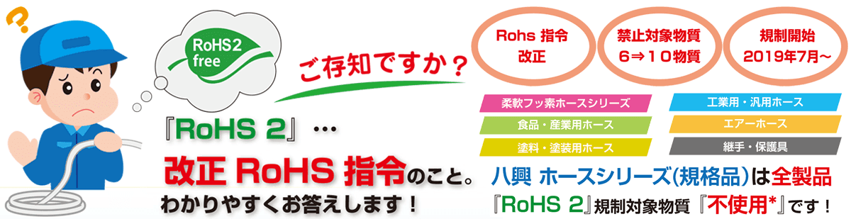 topimage RoHS2適合製品